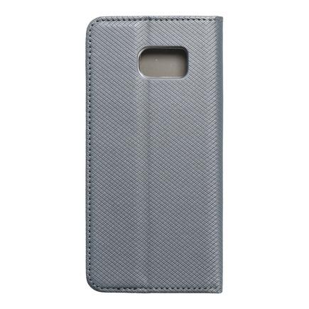 Pouzdro Smart Case book Samsung Galaxy S7 Edge (G935) šedé