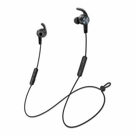 Huawei sportovní bezdrátová sluchátka Bluetooth černá (AM61 black)