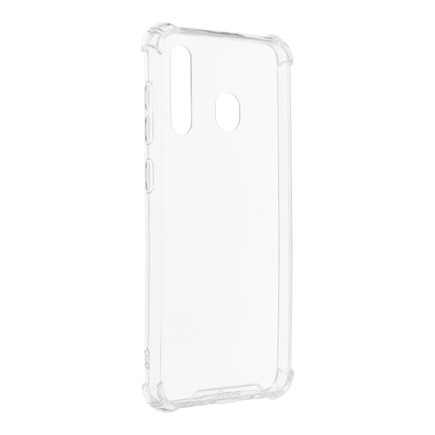 Pouzdro Armor Jelly Roar Samsung Galaxy A30 průsvitné