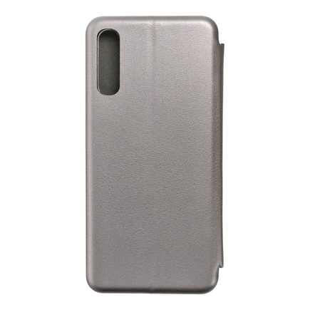 Pouzdro Book Elegance Samsung A70 / A70s šedé