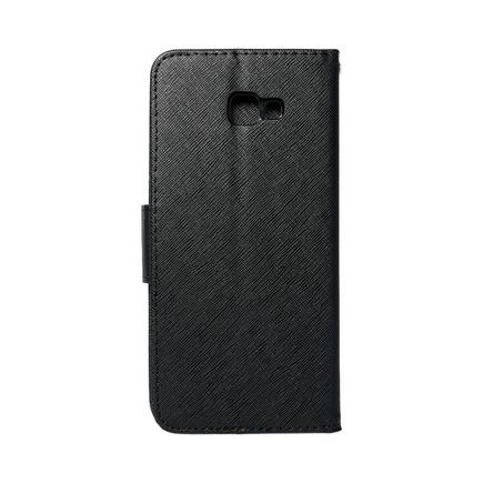 Pouzdro Fancy Book Samsung J4+ ( J4 Plus ) černé