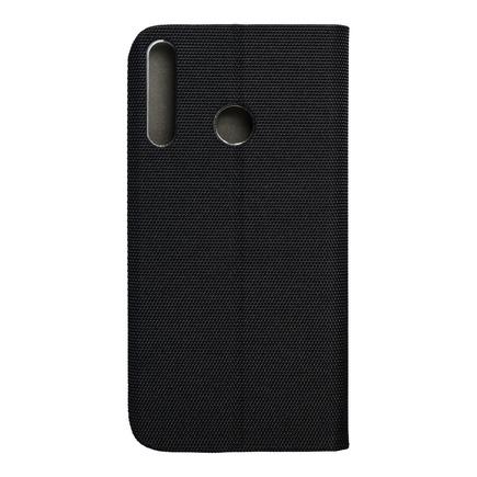 Pouzdro Sensitive Book Huawei P40 Lite E černé