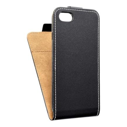 Pouzdro svislé Slim Flexi Fresh iPhone 7 / 8 / SE 2020 černé