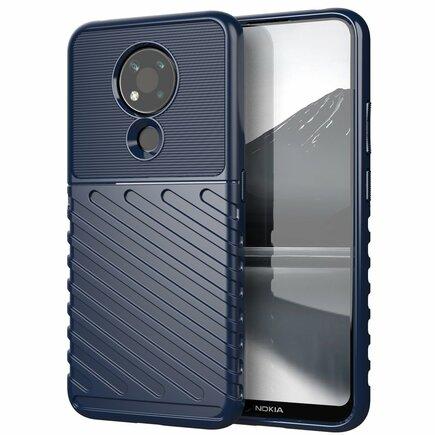 Thunder Case elastické pancéřové pouzdro Nokia 3.4 modré