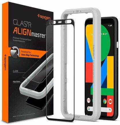 Tvrzené sklo ALM Glass FC Google Pixel 4 černé