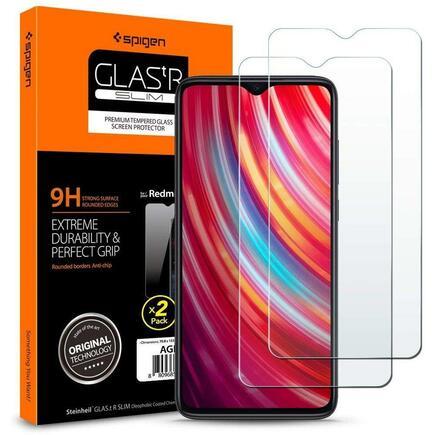 Tvrzené sklo Glas.TR Slim 2-Pack Xiaomi Redmi Note 8 Pro