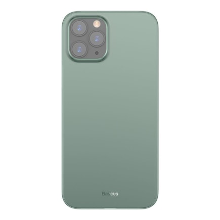 Wing Case ultratenké pouzdro iPhone 12 Pro Max zelené (WIAPIPH67N-06)