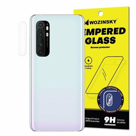 Camera Tempered Glass tvrzené sklo 9H na objektiv kamery Xiaomi Mi Note 10 Lite