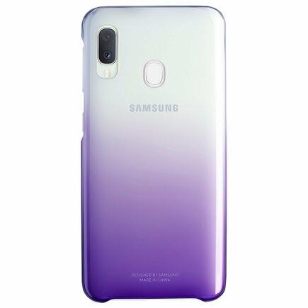 Gradation Pouzdro pro Galaxy A20e fialové (EU Blister)