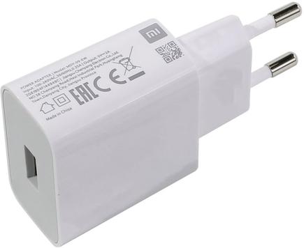 MDY-09-EW USB Cestovní Nabíječka bílá (Bulk)