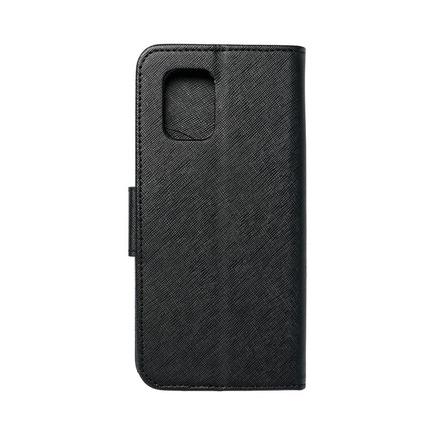 Pouzdro Fancy Book Xiaomi Mi 10 Lite černé