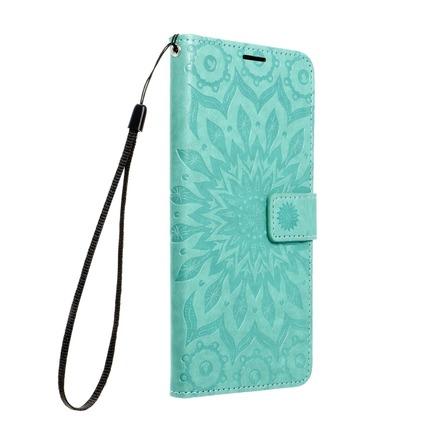 Pouzdro Forcell Mezzo Book Samsung Galaxy A52 5G / A52 LTE ( 4G ) mandala zelené
