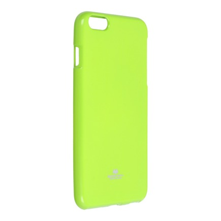 Pouzdro Jelly Mercury iPhone 6 / 6S Plus limetkové