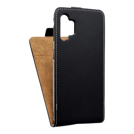 Pouzdro Slim Flexi Fresh svislé Samsung Galaxy A32 5G černé