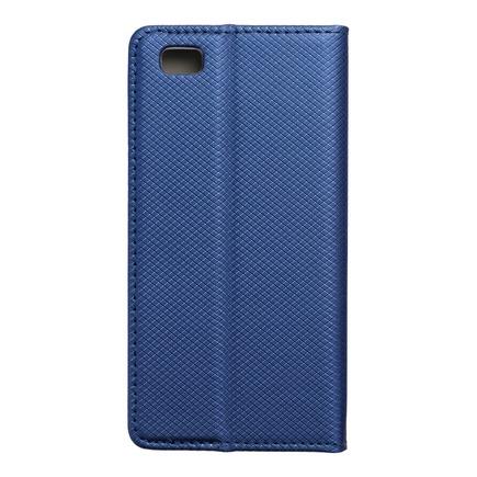 Pouzdro Smart Case book Huawei P8 Lite tmavě modré