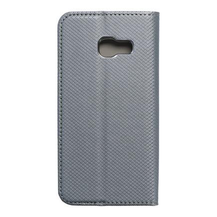 Pouzdro Smart Case book Samsung Galaxy A3 2017 šedé