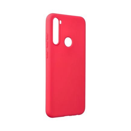 Pouzdro Soft Xiaomi Redmi Note 8T červené