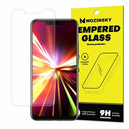 Tempered Glass tvrzené sklo 9H Huawei Mate 20 Lite (balení - obálka)