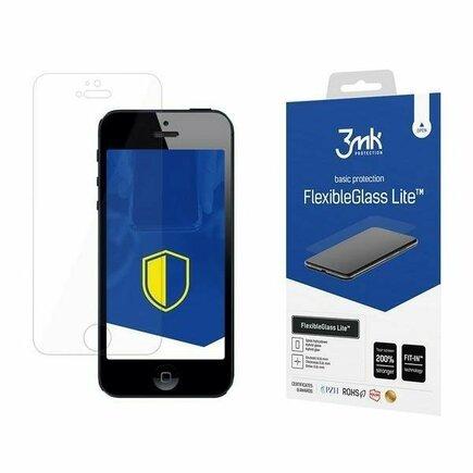 3MK FlexibleGlass Lite iPhone 5 / 5 / SE hybridní sklo