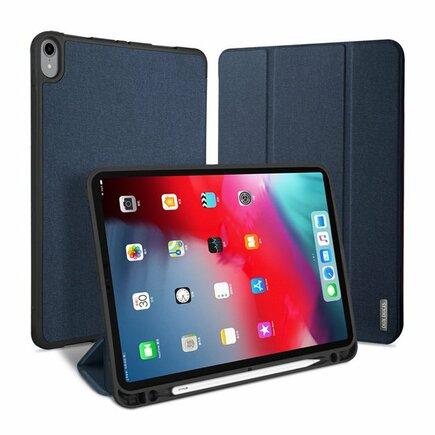 Domo skládané pouzdro na tablet s funkcí Smart Sleep podstavec iPad Pro 11 2018 modré