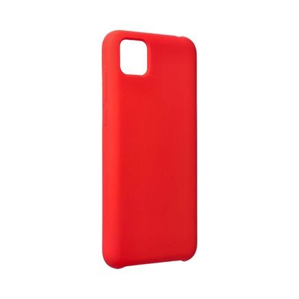 Pouzdro Silicone Huawei Y5P červené