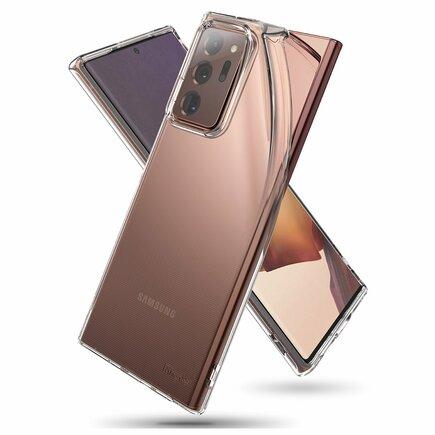 Air ultratenké gelové pouzdro Samsung Galaxy Note 20 Ultra průsvitné (ARSG0031)