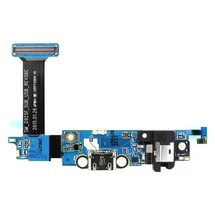 G925 Galaxy S6 Edge Flex Kabel vč. microUSB Konektoru
