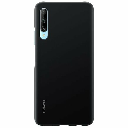 Huawei P Smart Pro plastikowe plecki Czarne
