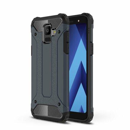 Hybrid Armor pancéřové hybridní pouzdro Samsung Galaxy J6 2018 J600 modré