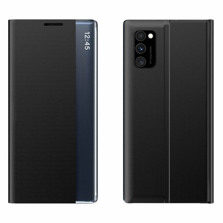 New Sleep Case pouzdro s klapkou s funkcí podstavce Samsung Galaxy S10 Lite černé