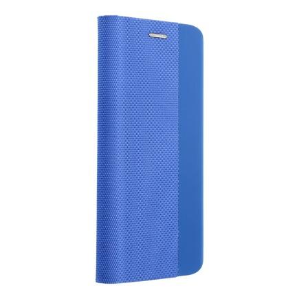 Pouzdro Sensitive Book iPhone 13 Pro Max modré