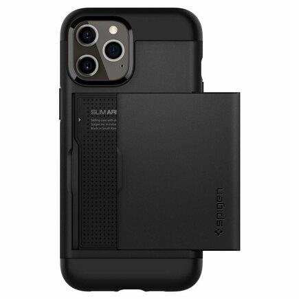 Pouzdro Slim Armor Cs iPhone 12 Pro Max černé
