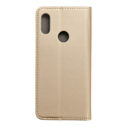 Pouzdro Smart Case book Xiaomi Note 7 zlaté