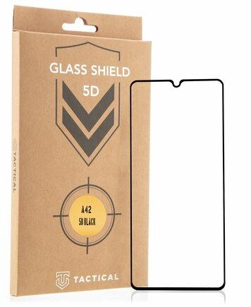 Tactical Glass Shield 5D sklo pro Samsung Galaxy A42 černé