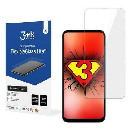 3MK FlexibleGlass Lite Motorola One Fusion Plus hybridní sklo