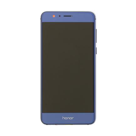 8 LCD Display + Dotyková Deska + Přední Kryt modrý (Service Pack)