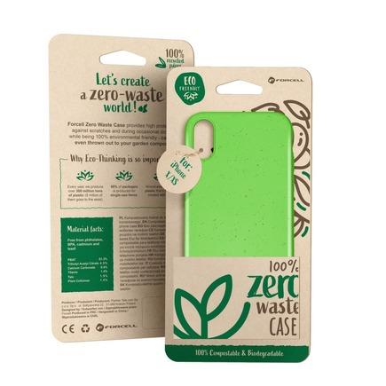 Pouzdro BIO Zero Waste Case Samsung S10 zelené