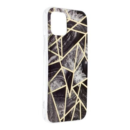Pouzdro Forcell Marble Cosmo iPhone 12 / 12 Pro vzorek 07