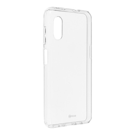 Pouzdro Jelly Roar Samsung Galaxy Xcover Pro průsvitné