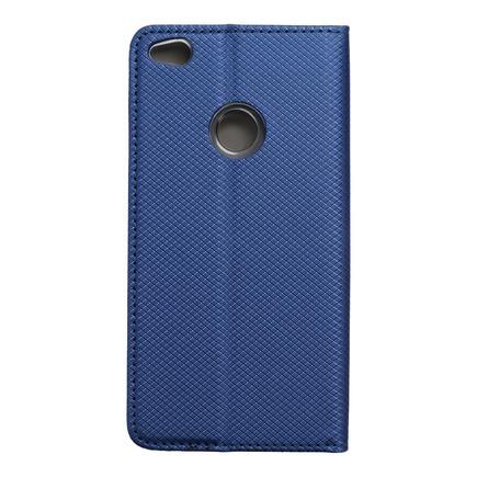 Pouzdro Smart Case book Huawei P8 Lite 2017 / P9 lIte 2017 tmavě modré