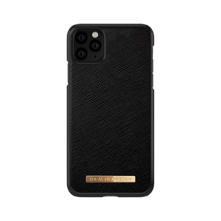 iDeal of Sweden do Iphone 11 PRO Max Saffiano Black