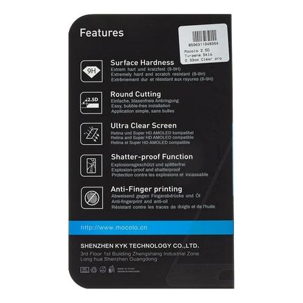 2.5D Tvrzené Sklo 0.33mm Clear pro Huawei Nova 3i