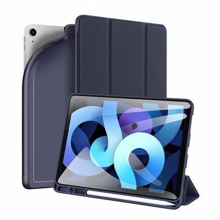 DUX DUCIS Osom gelové pouzdro na tablet Smart Sleep s podstavcem iPad Air 2020 modré