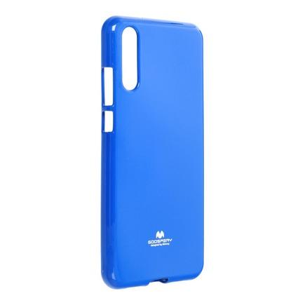 Pouzdro Jelly Mercury Huawei P20 modré