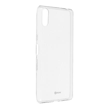 Pouzdro Jelly Roar Sony Xperia L3 průsvitné