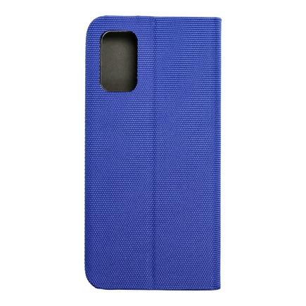 Pouzdro Sensitive Book Samsung S20 Plus modré