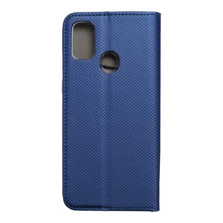 Pouzdro Smart Case book Samsung M21 tmavě modré