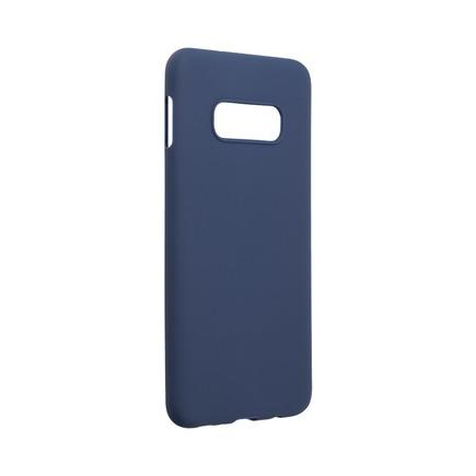 Pouzdro Soft Samsung Galaxy S10e tmavě modré