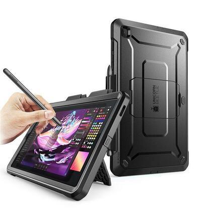 Pouzdro Unicorn Beetle Pro Galaxy Tab S6 Lite 10.4 P610/P615 černé