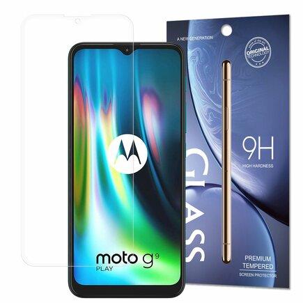 Tempered Glass tvrzené sklo 9H Motorola Moto G9 Play / Moto E7 Plus